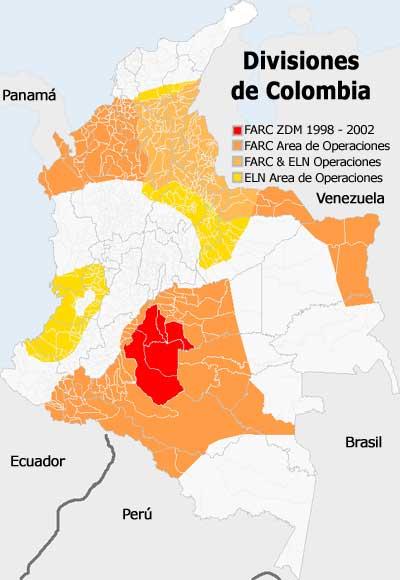 la izquierda en colombia: